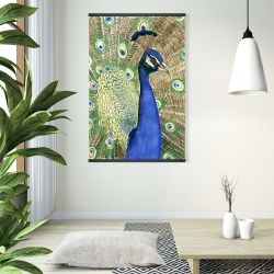 Magnetic 28 x 42 - Peacock