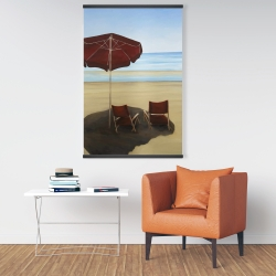 Magnetic 28 x 42 - Relax at the beach