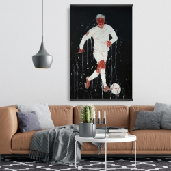 Magnetic 28 x 42 - Soccer player