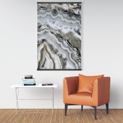 Magnetic 28 x 42 - Abstract geode