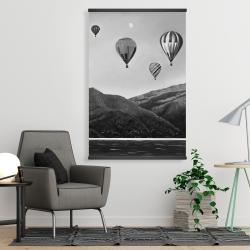 Magnetic 28 x 42 - Air balloon landscape