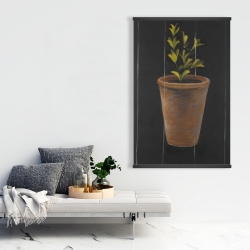 Magnetic 28 x 42 - Plant of marjolaine