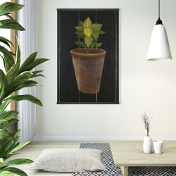 Magnetic 28 x 42 - Plant of bay leaves