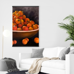 Magnetic 28 x 42 - Bowl of cherry tomatoes