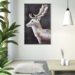 Magnetic 28 x 42 - Deer profile view in the dark