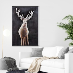 Magnetic 28 x 42 - Lonely deer