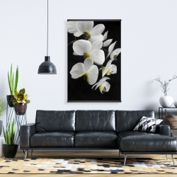 Magnetic 28 x 42 - Beautiful orchids
