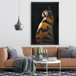 Magnetic 28 x 42 - Spotted cat