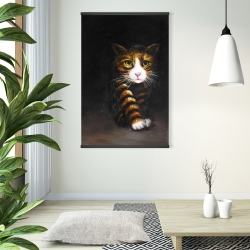 Magnetic 28 x 42 - Discreet cat