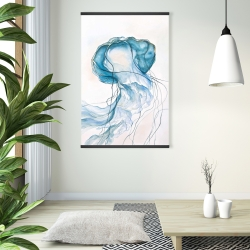 Magnetic 28 x 42 - Jellyfish moving