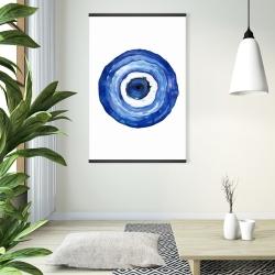 Magnetic 28 x 42 - Erbulus blue evil eye