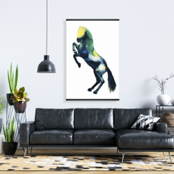 Magnetic 28 x 42 - Greeting horse