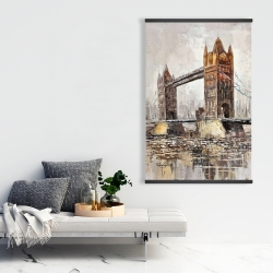 Magnetic 28 x 42 - London tower bridge