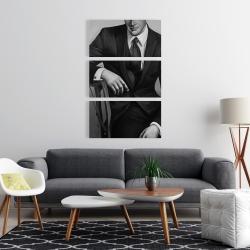 Canvas 24 x 36 - Businessman
