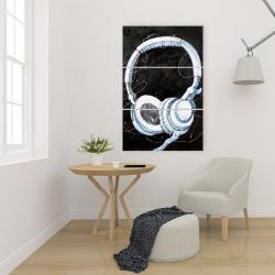 Toile 24 x 36 - écouteur