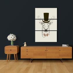 Canvas 24 x 36 - Aristocrat roe deer
