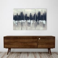 Canvas 24 x 36 - Dark city