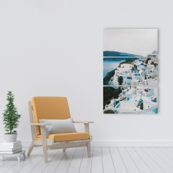 Canvas 24 x 36 - Travel in greece