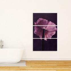 Canvas 24 x 36 - Purple petals