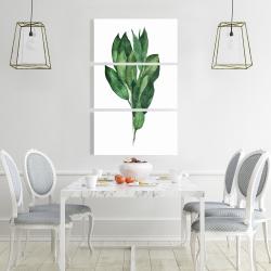 Canvas 24 x 36 - Bay leaves bundle