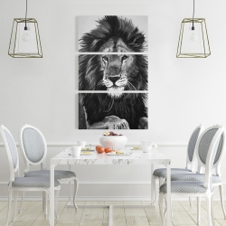 Canvas 24 x 36 - The lion king