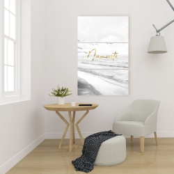 Canvas 24 x 36 - Namaste
