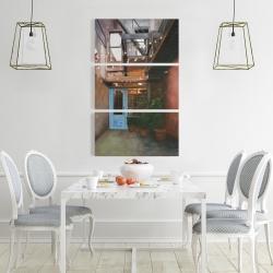Canvas 24 x 36 - Cozy little place