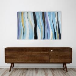 Canvas 24 x 36 - Blue mood