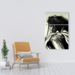 Canvas 24 x 36 - Classical horse