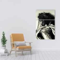 Canvas 24 x 36 - Classical horse