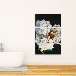 Canvas 24 x 36 - Bouquet of spring flowers