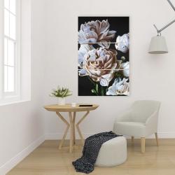 Canvas 24 x 36 - Peonies