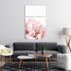 Canvas 24 x 36 - Peony flower dream