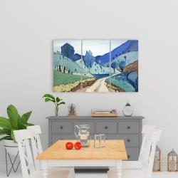 Canvas 24 x 36 - Tuscany trail