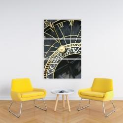 Canvas 24 x 36 - Astrologic clock