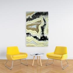 Canvas 24 x 36 - Lace agate