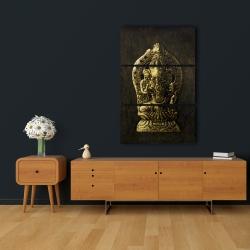 Canvas 24 x 36 - Lord ganesha