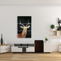 Canvas 24 x 36 - Antelope