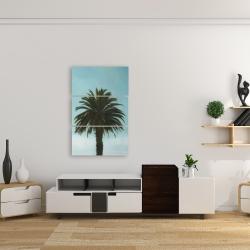 Canvas 24 x 36 - Tropical palm