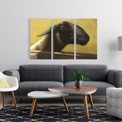 Canvas 24 x 36 - Young ram