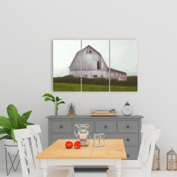 Canvas 24 x 36 - Rustic barn