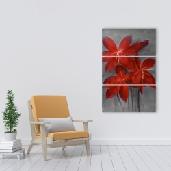 Canvas 24 x 36 - Asiatic lily