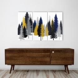 Canvas 24 x 36 - Golden fir
