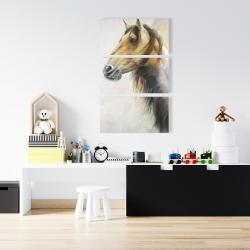 Canvas 24 x 36 - Wild horse