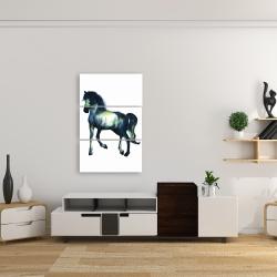 Canvas 24 x 36 - Elegant horse