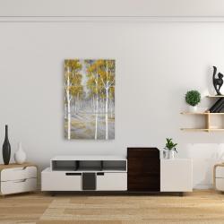 Canvas 24 x 36 - Birch forest