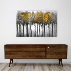 Canvas 24 x 36 - Illuminated forest
