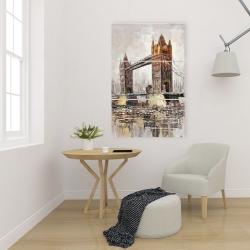 Canvas 24 x 36 - London tower bridge
