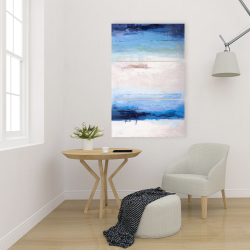 Canvas 24 x 36 - Colors of the beach