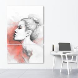 Canvas 40 x 60 - Deliberation